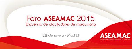 Foro ASEAMAC 2015