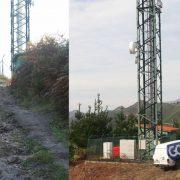 Mantenimiento de torres de telefonía