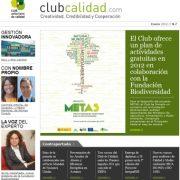 Entrevista a Héctor Martínez en el Club Asturiano de Calidad