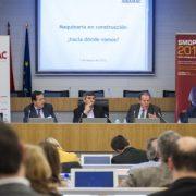 Gómez Oviedo, presente en un encuentro sobre maquinaria de la construcción