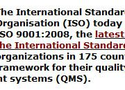 Adaptación a ISO 9001:2008